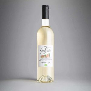 Tentation blanc 2019 - IGP Vaucluse