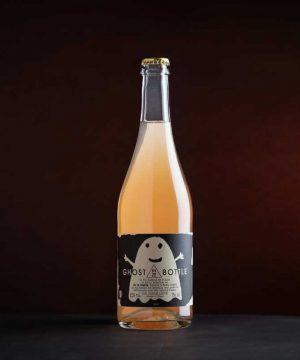 Vin de france pétillant rosé Ghost in ze bottle du domaine Val de Combrès à Maubec