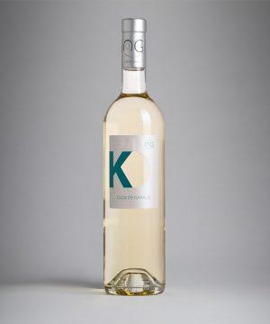 K blanc 2018 - IGP Vaucluse