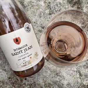 Domaine Saint Jean rosé sans sulfites - AOC Luberon