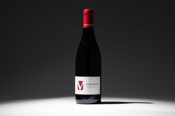 vin rouge martinelle 2017