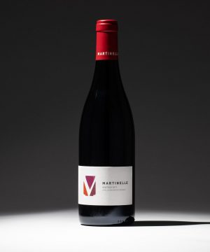 vin rouge martinelle 2017