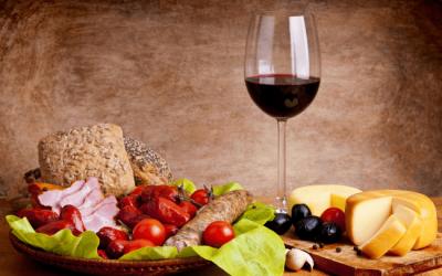 Quoi d'neuf la Renarde?! Ep 17-  Accords mets et vins: couleurs et puissances