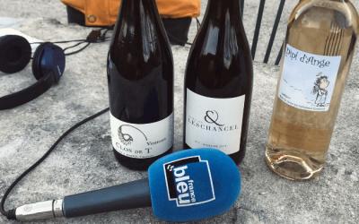 La Renarde et le baladeur de France bleu Vaucluse