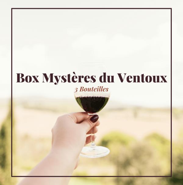 Box Mystères du Ventoux