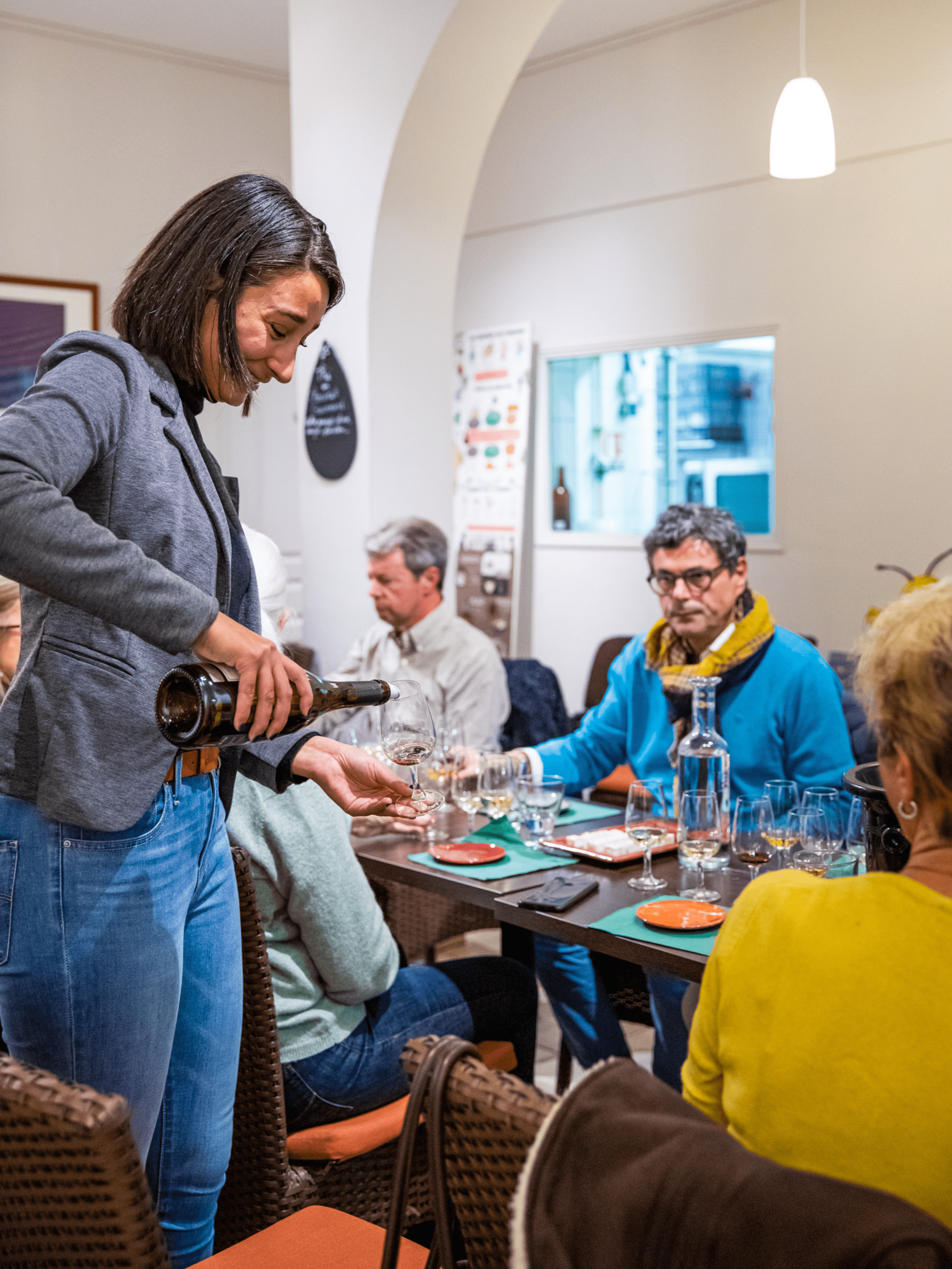 Soirée Accords vins/nougats