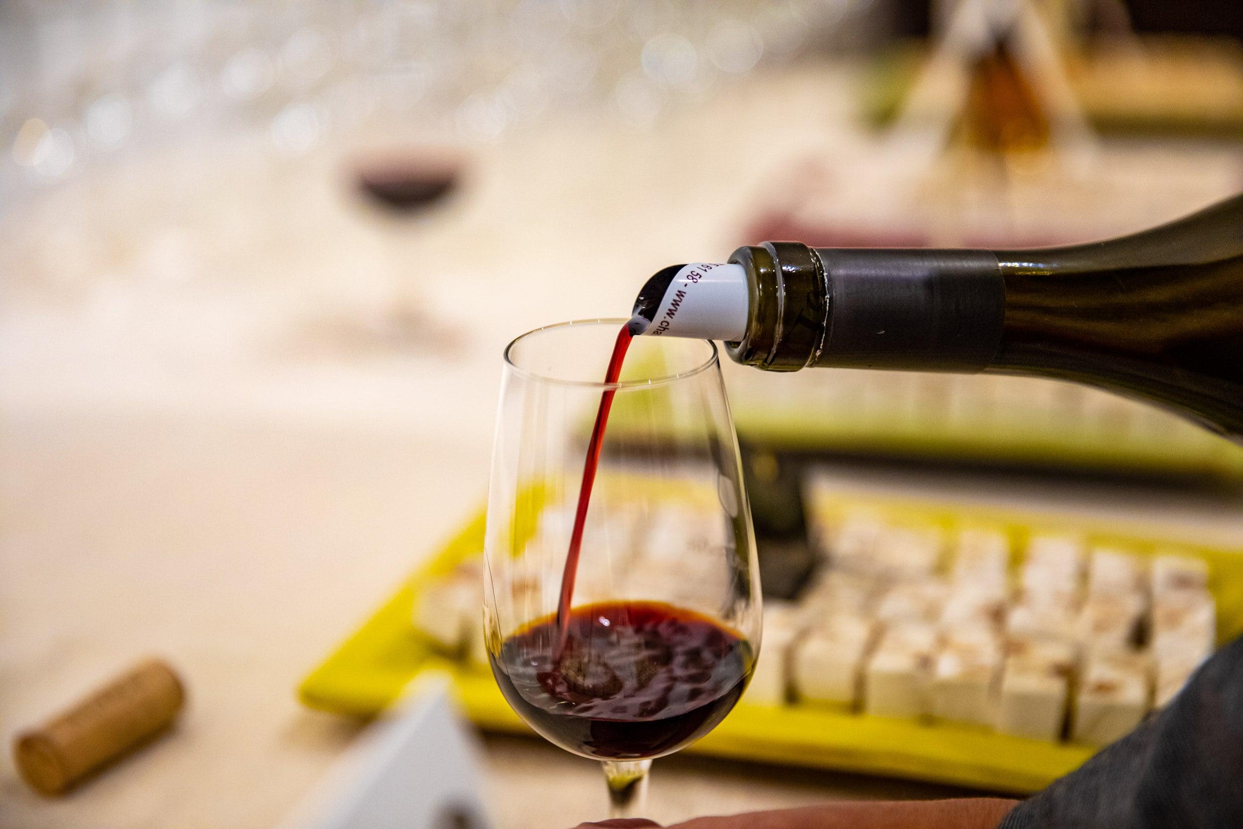 Soirée Vins/Nougats